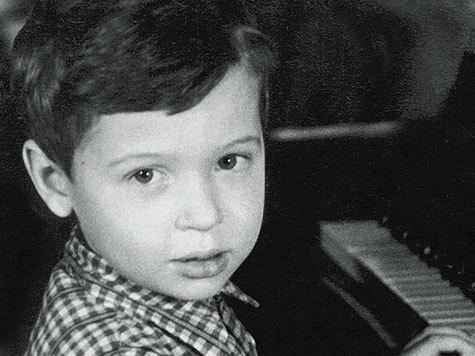Найк Борзов в детстве
