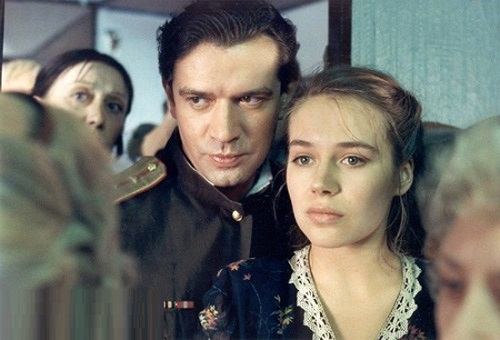 Владимир Машков и Ольга Шелест