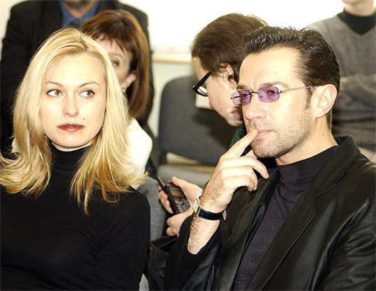 Владимир Машков и Ксения Тереньтьева