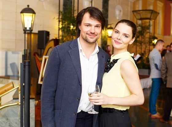 Данила Козловский и Лиза Боярская