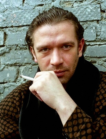 Владимир Машков в молодости