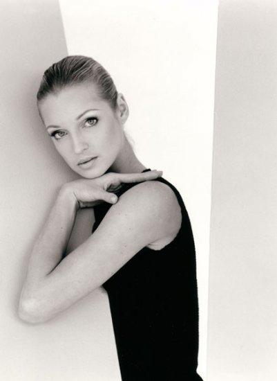 Анастасия Волочкова в молодости. Фото