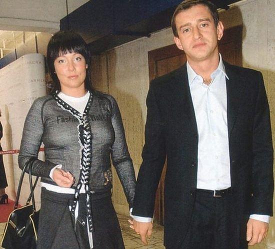 Константин Хабенский и Анастасия