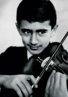 Юрий Башмет в детстве