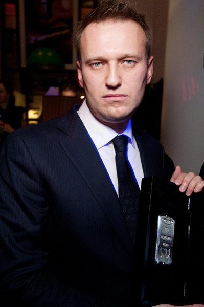 Алексей Навальный. Фото