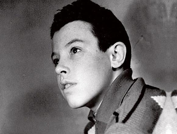Андрей Макаревич в детстве