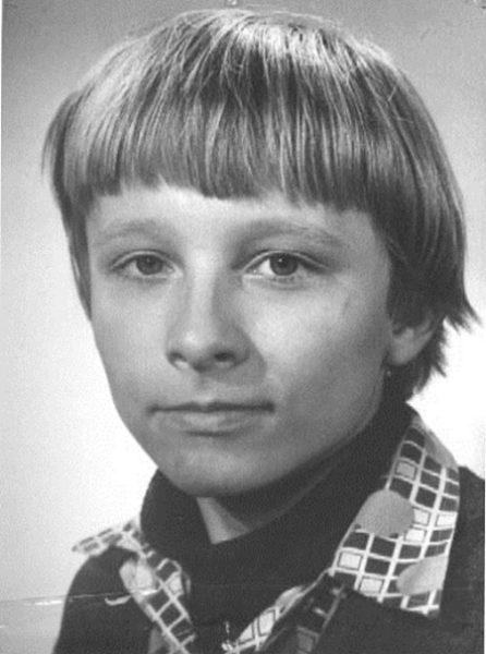 Иван Охлобыстин в детстве. Фото