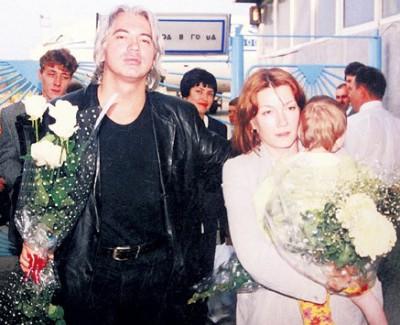 Дмитрий Хворостовский и Светлана