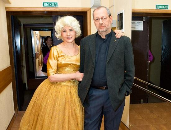 Татьяна Догилева и Михаил Мишин