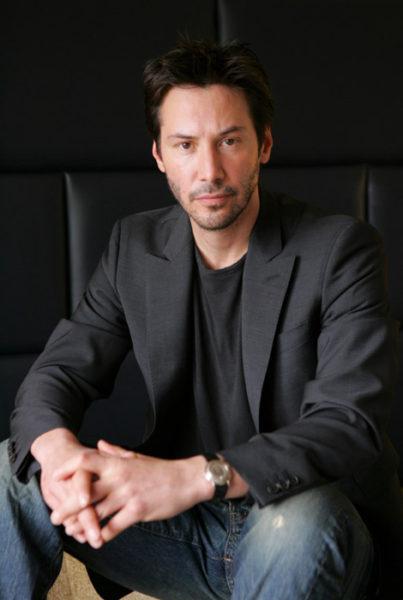 Фото актера Киану Ривза