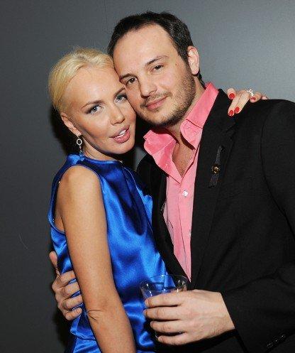 Маша Малиновская и Денис