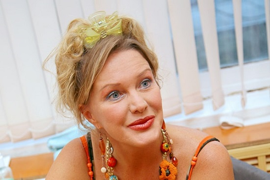 Актриса Елена Проклова. Фото