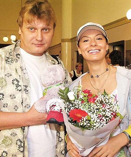 Ирина Лачина и Олег Будрин