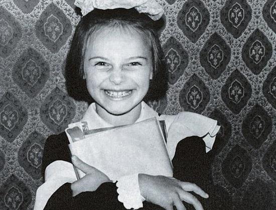 Анна Снаткина В детстве