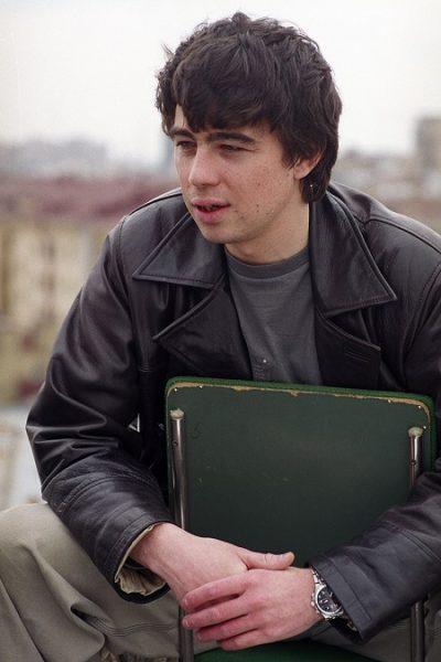 Фотография актера Сергея Бодрова