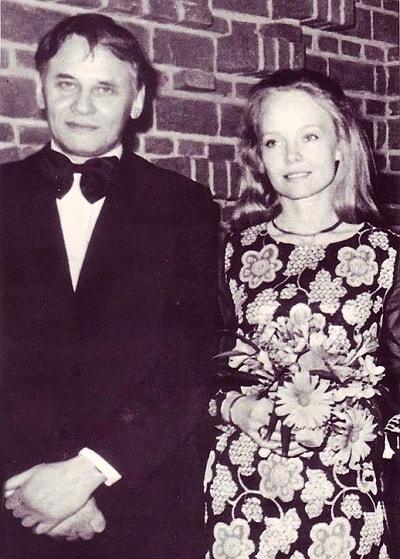 Наталья Белохвостикова и Владимир Наумов