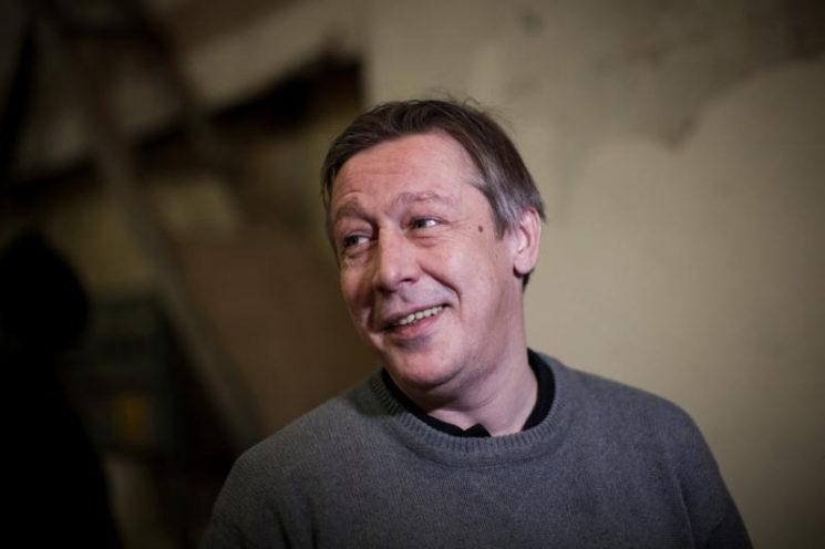 Михаил Ефремов появится сразу в двух новых сериалах