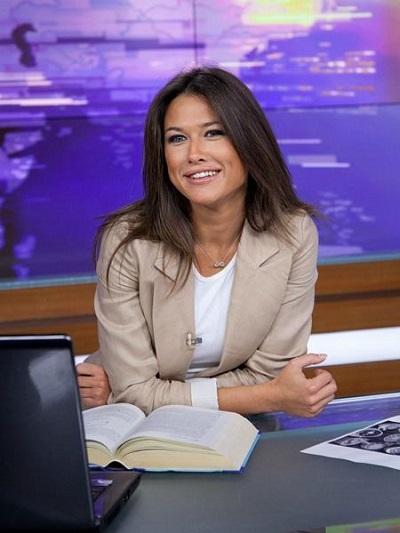 Анна Кастерова. Биография телеведущей, личная жизнь, карьера, фото