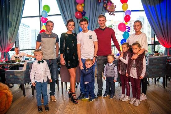 Семья Жирковых