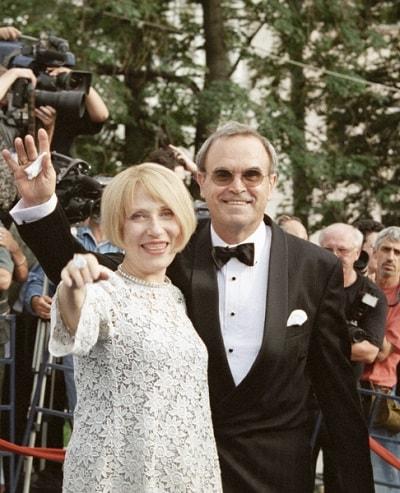 Инна Чурикова и Глеб Панфилов
