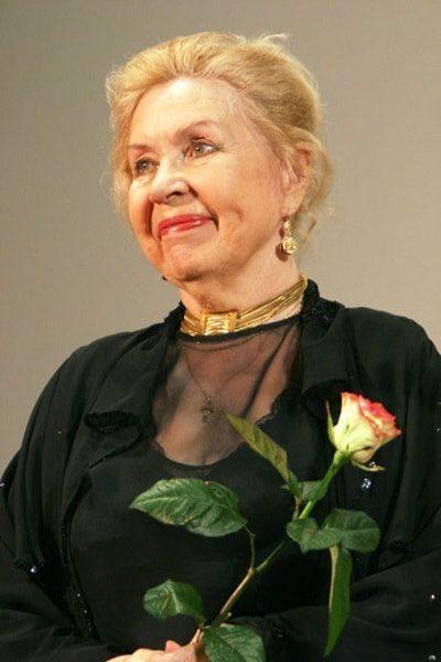 Инна Макарова. Фотография сейчас