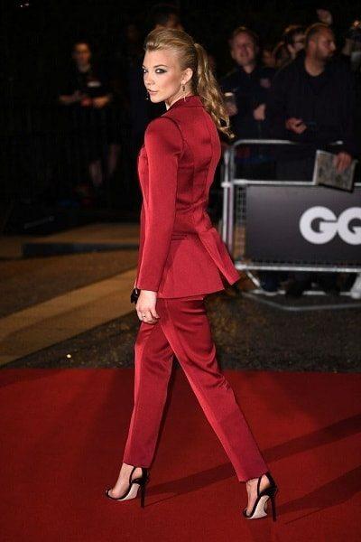 Натали Дормер. Фото с красной ковровой дорожки