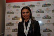 Алина Кабаева появилась на мероприятии в роскошном кожаном наряде