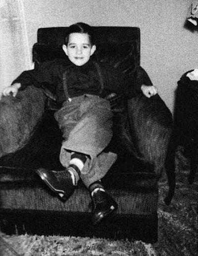 Мартин Скорсезе в детстве