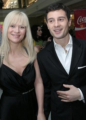 Виктория Морозова и Антон Макарский