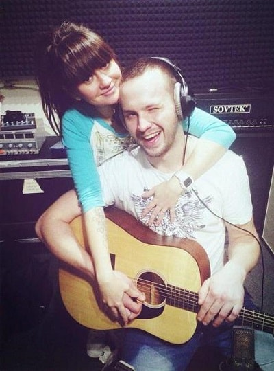 Анна Руднева и Дмитрий Белин