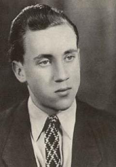 Владимир Высоцкий в молодости. Фото