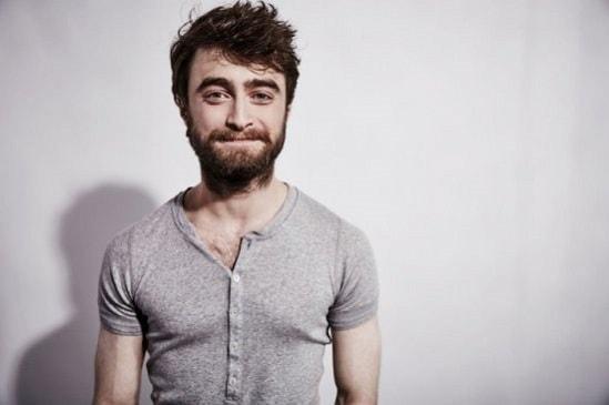 Актер сыгравший Гарри Поттера Дэниел Рэдклифф.