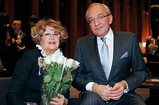 Марина Неелова и Кирилл Геворкян