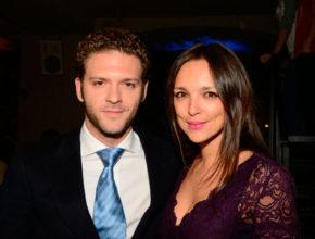 Константин Крюков с женой поучаствовали в фотосессии для журнала Tatler
