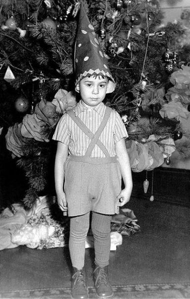 Ефим Шифрин в детстве