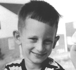 Стивен Спилберг в детстве