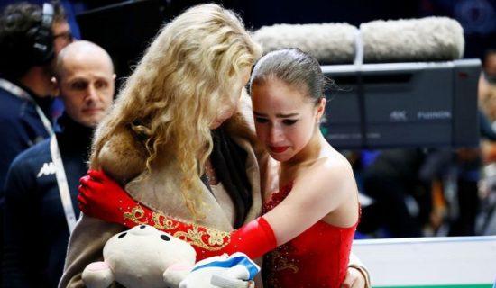 Алина Загитова стала лишь пятой начемпионате мира вМилане