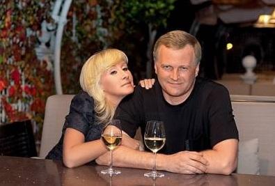 Оксана Пушкина и Алексей Широких