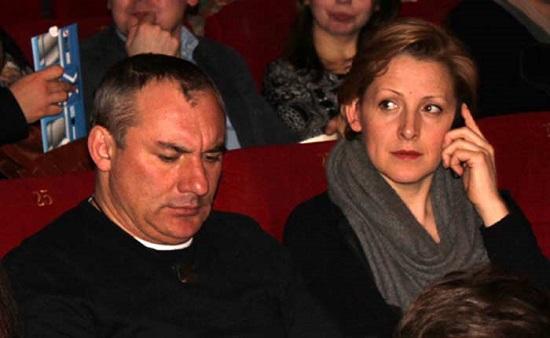 Николай Фоменко и Наталья Кутобаева