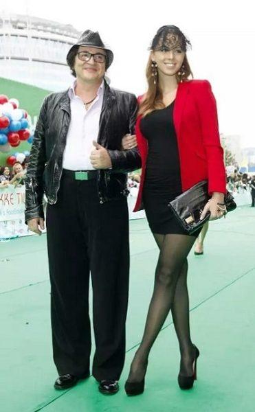 Дмитрий Дибров и Полина Диброва