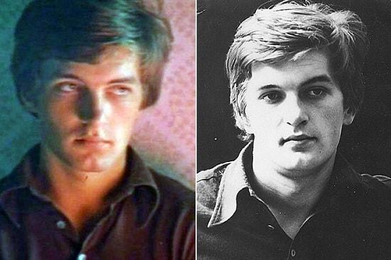 Сергей Колесников в молодости