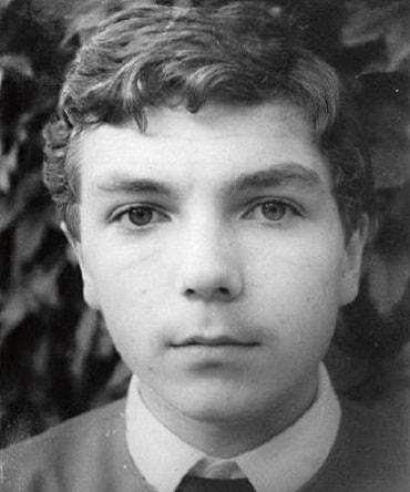 Юрий Николаев в детстве