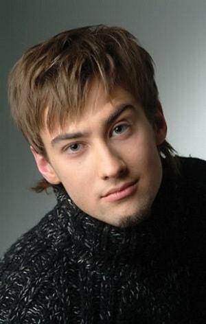 Дмитрий Шепелев в молодости