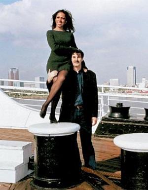 Елена Ханга и Игорь Минтусов