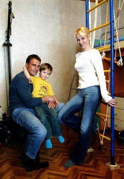 Александр Дедюшко и Светлана