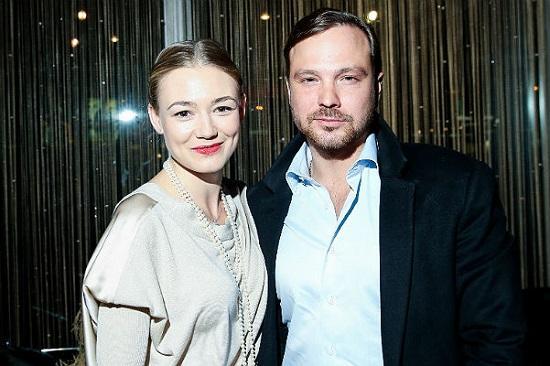 Алексей Чадов и Оксана Акиньшина
