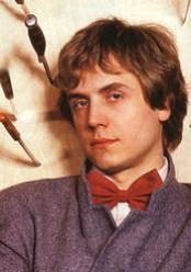 Андрей Соколов в молодости