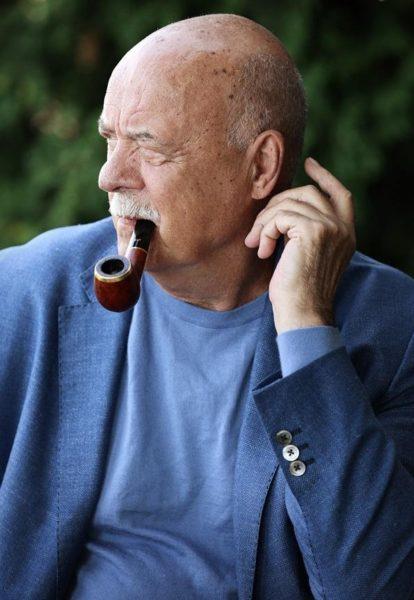 Станислав Говорухин. Фото режиссера