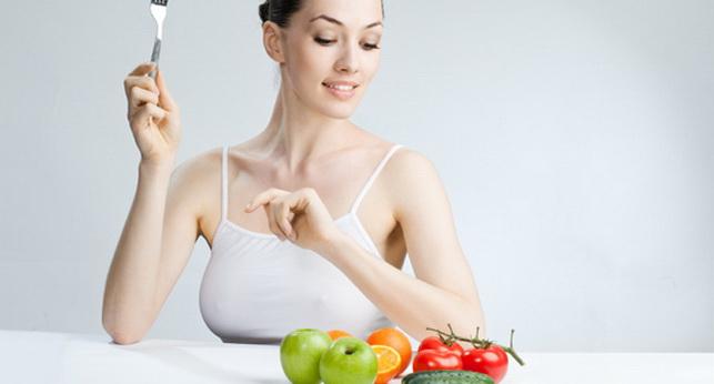 Как правильно сидеть на диете?