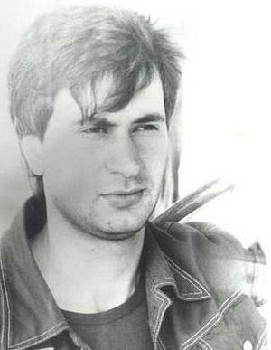 Валерий Меладзе в молодости